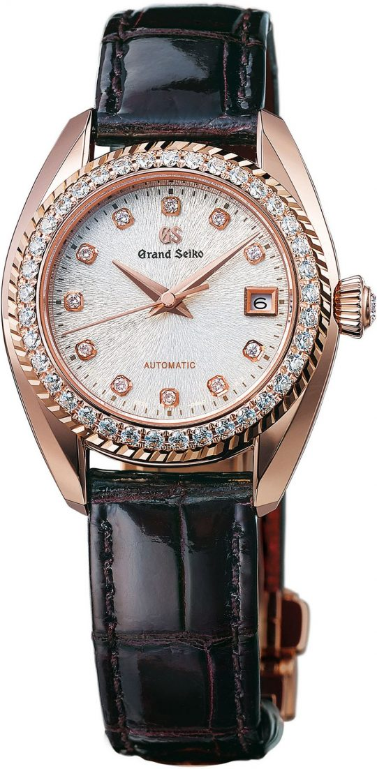Grand Seiko Watch Elegance 20th Anniversary Ladies Limited Edition.