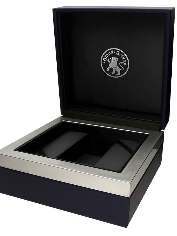 Grand Seiko Watch Elegance 20th Anniversary Ladies Limited Edition box