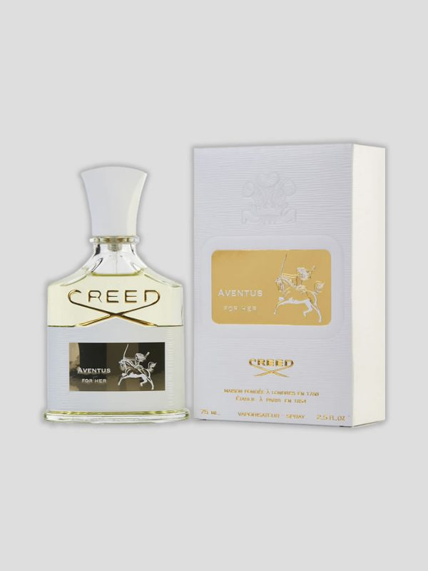 Creed Aventus for Her and box