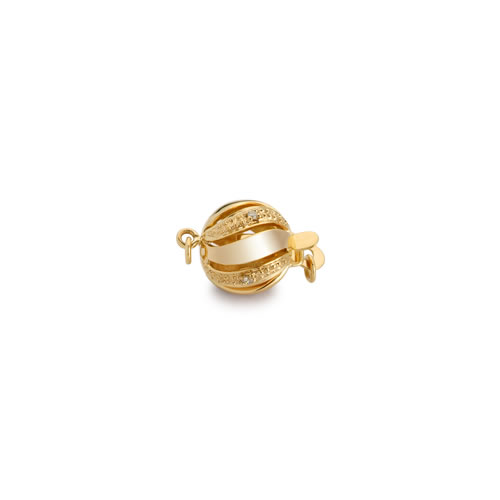 Brighton - 14K Yellow Gold clap