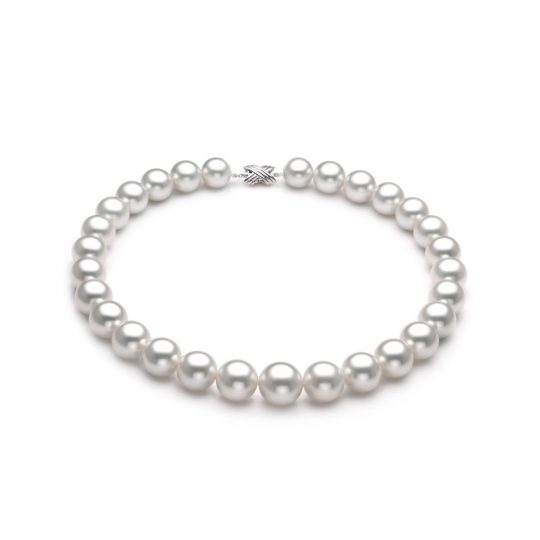 Pearl Necklace White South Sea